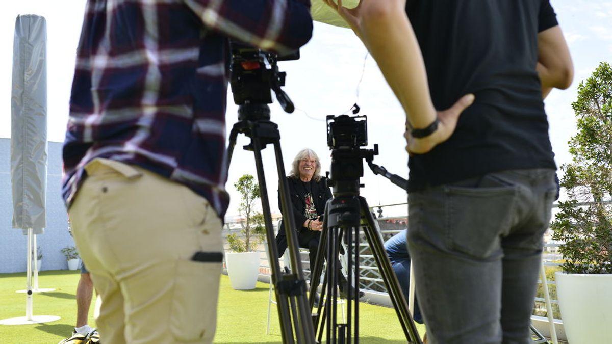 """El Bambino más """"salvaje"""" al descubierto: José Mercé y otros artistas participan en el documental dedicado al cantante"""