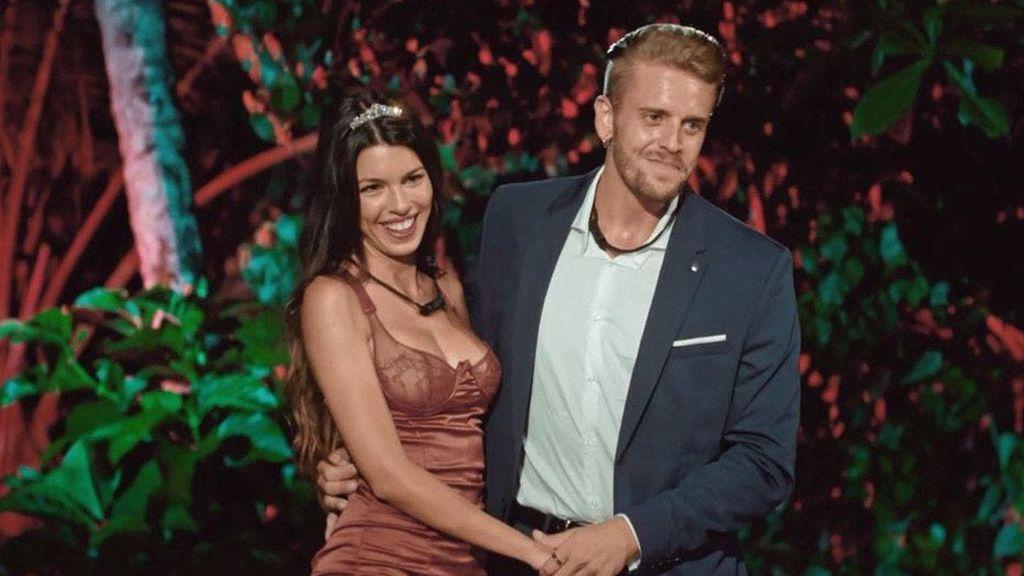 Óscar dice que quien le gustó de primeras en 'La isla de las tentaciones' no fue Andrea... ¡sino Susana!