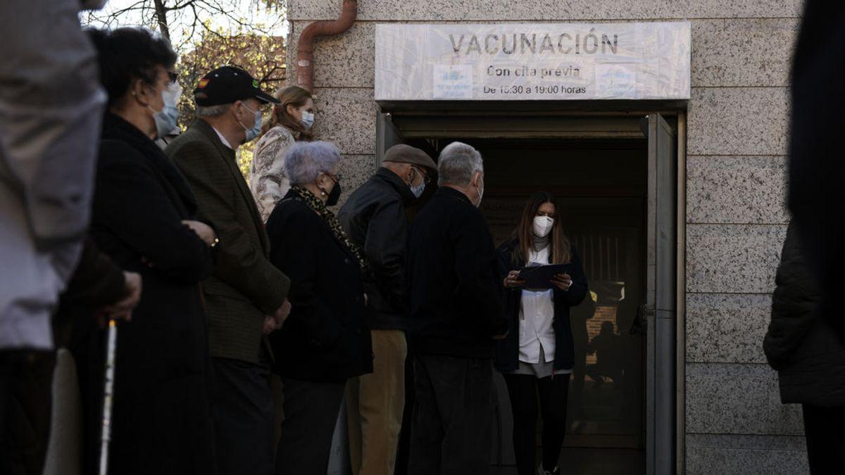 Rueda de prensa Madrid 16 abril