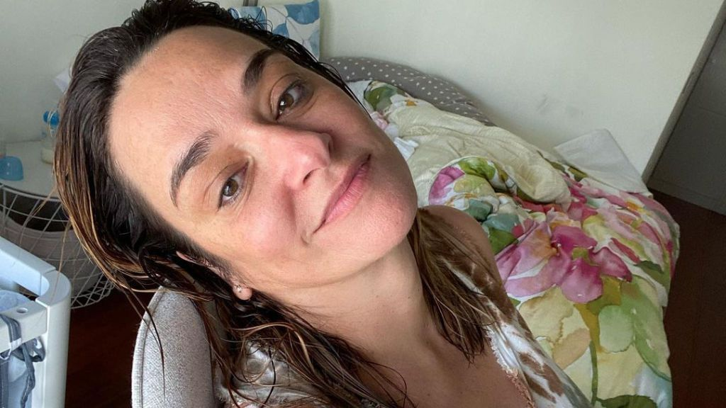 """Toñi Moreno se abre para hablar sobre la depresión que sufrió: """"No tenía dinero, trabajo, ni perspectiva"""""""