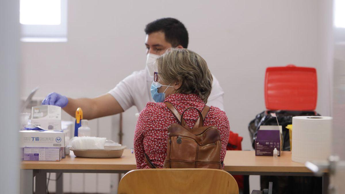 Madrid calcula que casi la mitad de su población tiene inmunidad contra la covid
