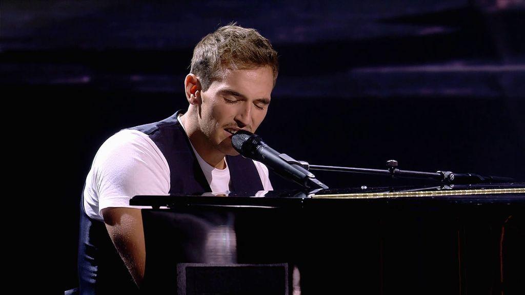La actuación de Ginés González en la semifinal
