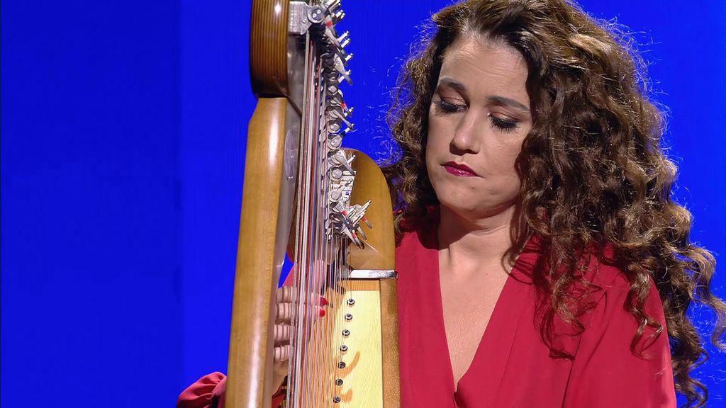 La actuación de Ana Crismán en la semifinal