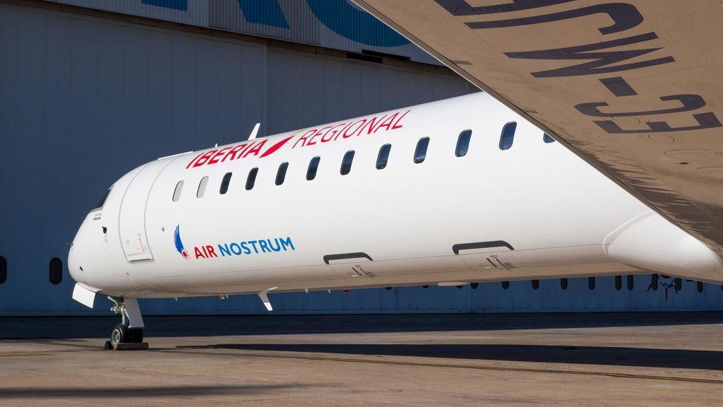 Air Nostrum pide 103 millones de los fondos de rescate del Gobierno