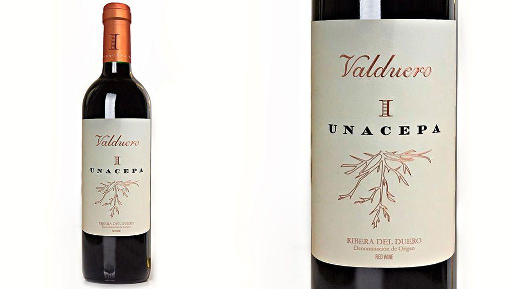 Botella de Valduero