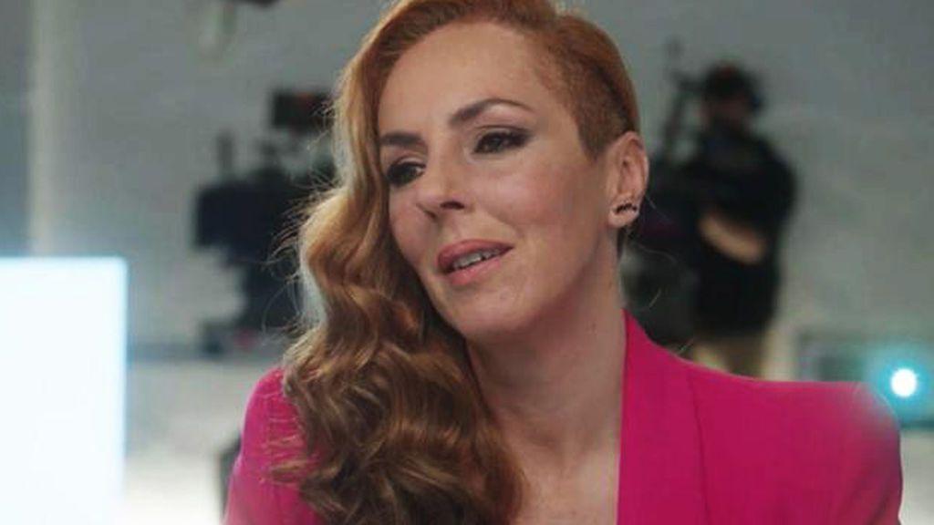 Rocío Carrasco, en su serie documental