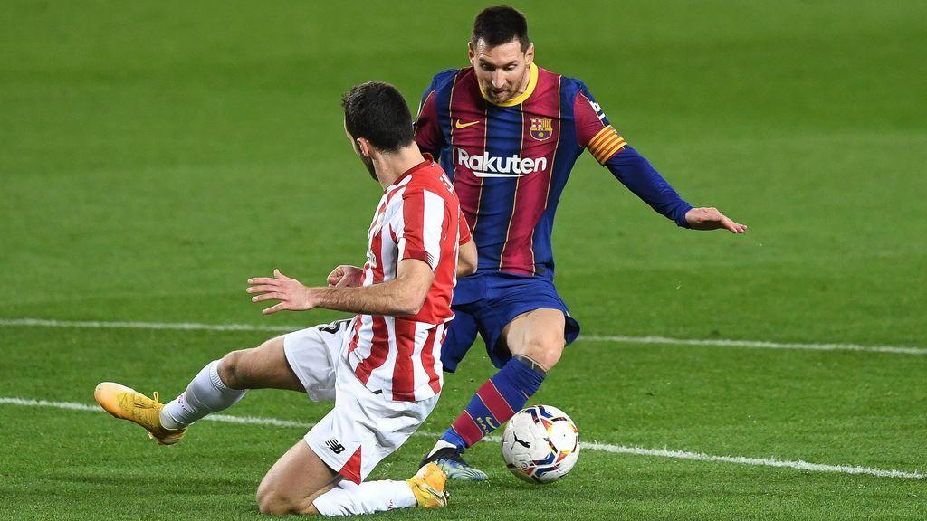 Previa del Athletic - Barcelona, final de la Copa del Rey.