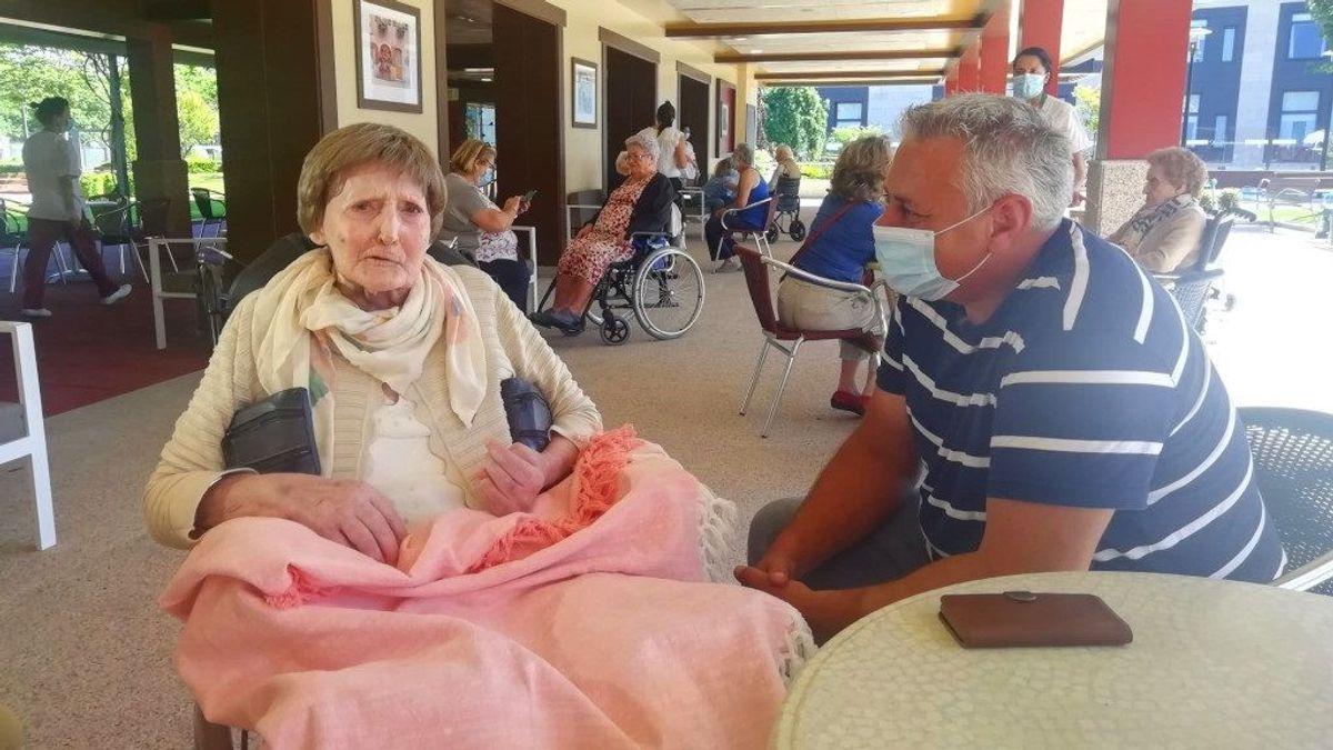 Las residencias gallegas, libres de coronavirus por primera vez en 9 meses