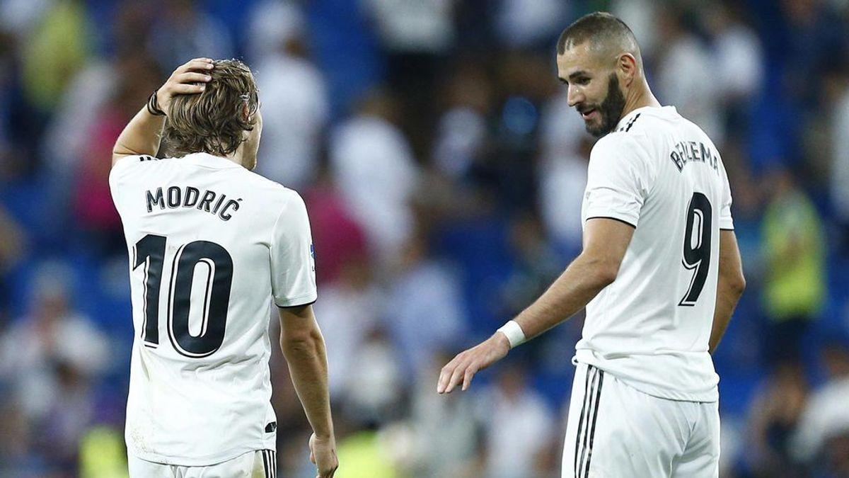 Modric y Benzema, renovación cerrada: aceptan bajarse el sueldo y seguir un año más