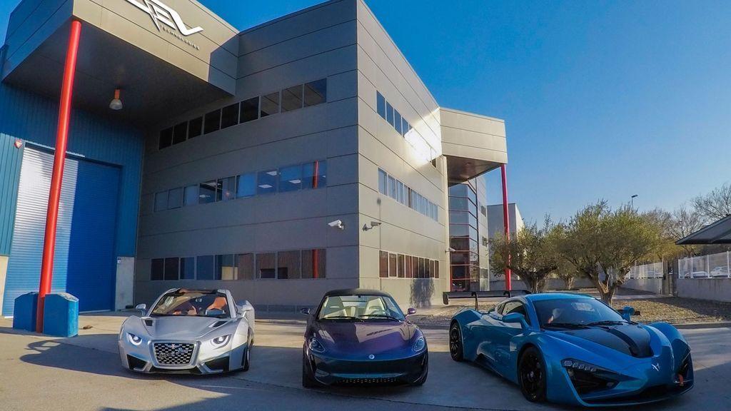 """La """"fabrica de contratación"""" de QEV Technologies, el consorcio que podría absorber los activos de Nissan"""