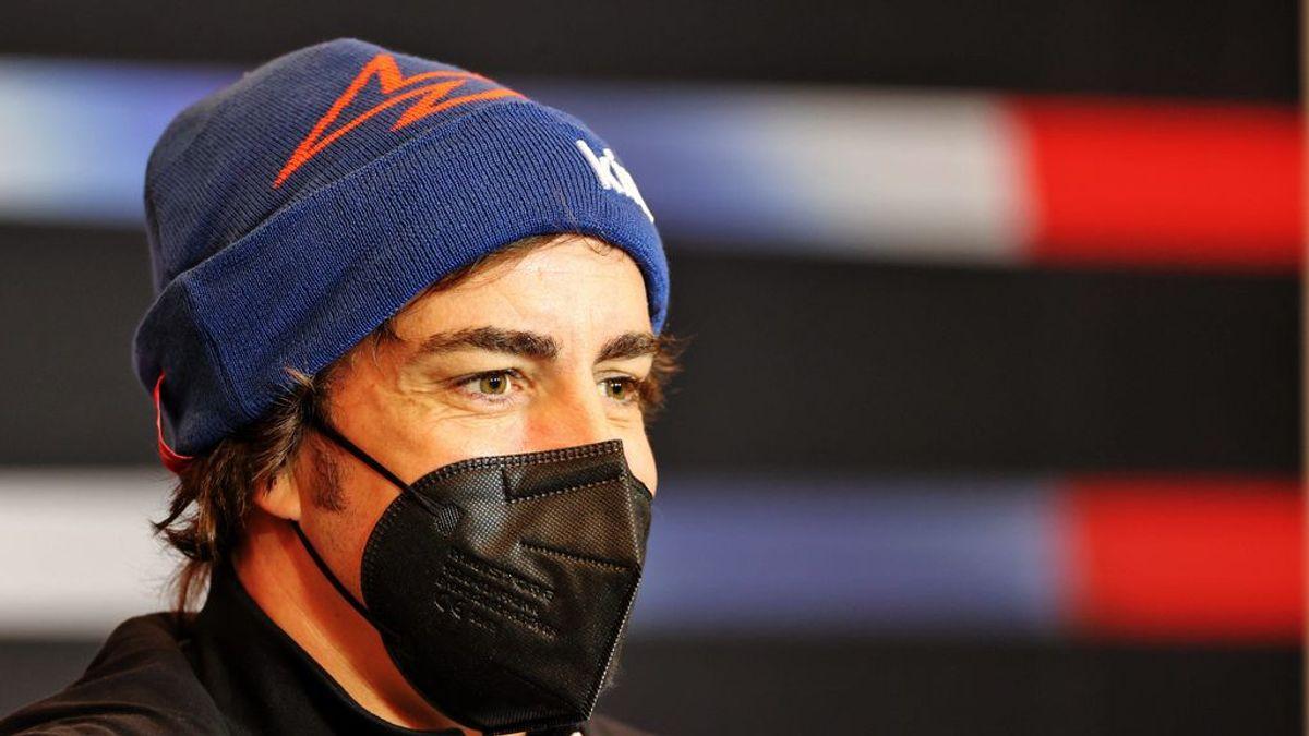 """El 'zaska' de Fernando Alonso a Villeneuve: """"No sé si volveré a hacerlo, pero no porque alguien haya dicho que no seré capaz"""""""