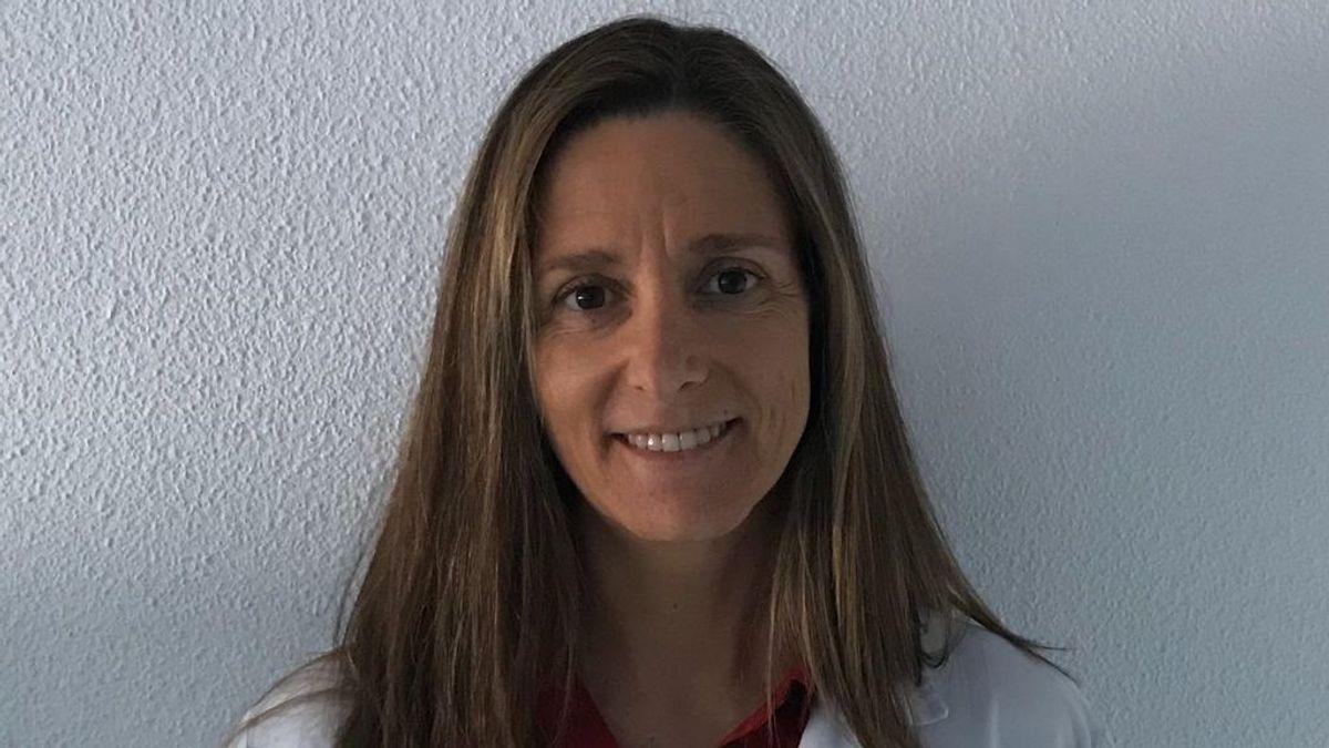 """Olga Mediano, neumóloga: """"Si notas el olor del tabaco, te están llegando los aerosoles"""""""