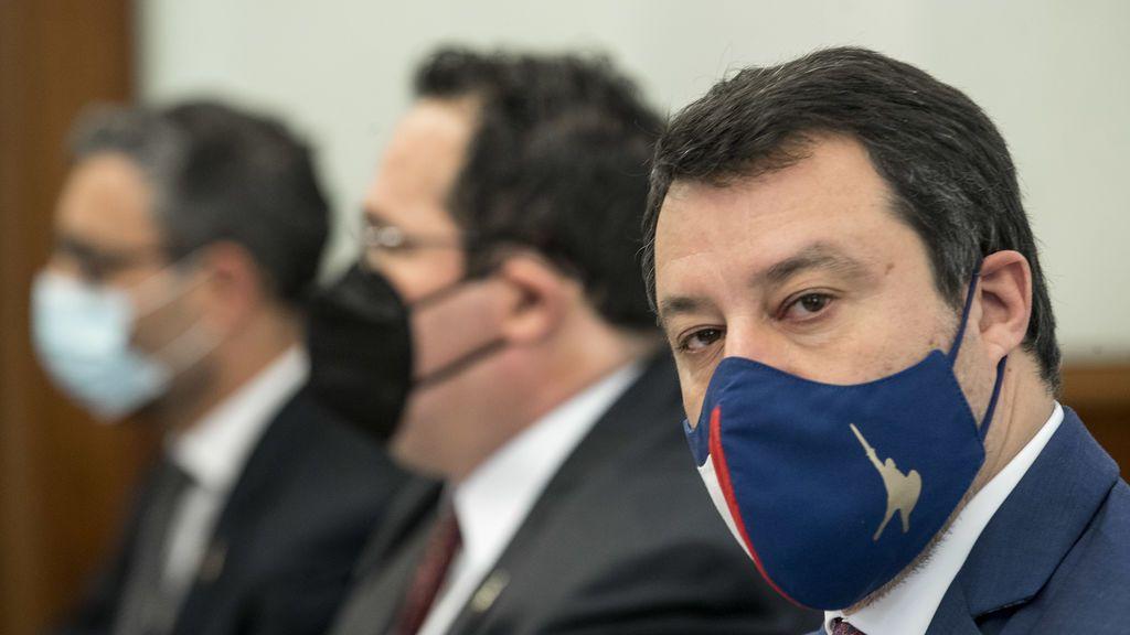Salvini tendrá que ir a juicio acusado del cargo de secuestro de migrantes por el caso del Open Arms