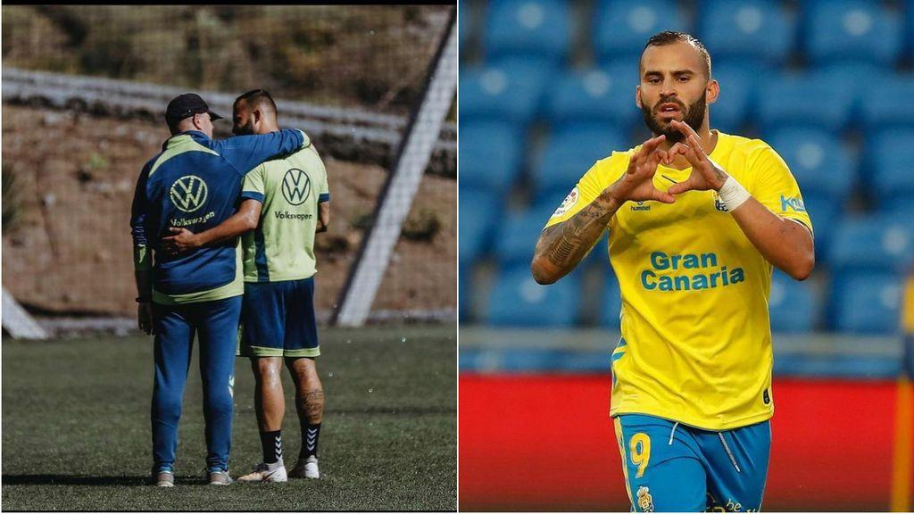 """Jesé se muestra agradecido con Pepe Mel en su momento de bajón: """"En tan poco tiempo me has demostrado muchas cosas"""""""