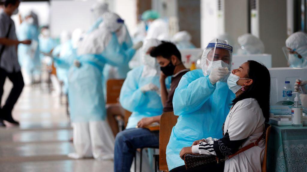 Un estudio señala de donde provienen la mayoría de contagios de coronavirus del mundo