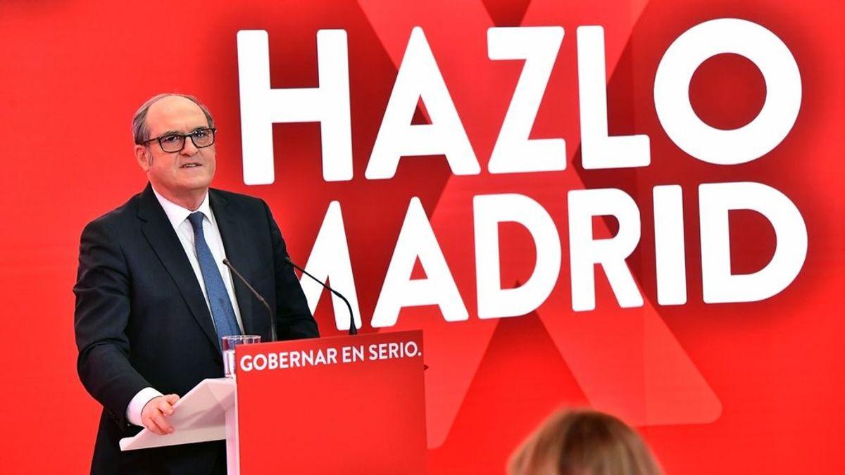 """Gabilondo critica al PP: el """"enemigo"""" son aquellos que """"quieren robar y apropiarse de la palabra libertad"""""""