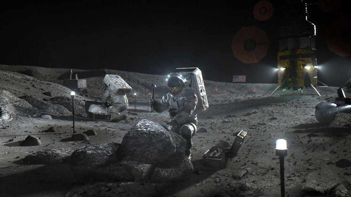 Artemis, el programa de la NASA para volver a la Luna con la Starship de Elon Musk