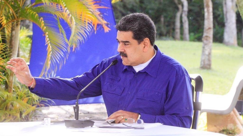 El remedio milagroso de Maduro para el coronavirus es en realidad un enjuague bucal