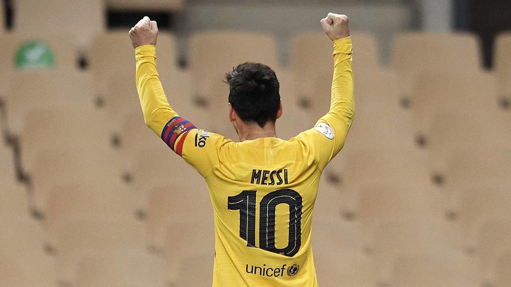 Messi y la Copa de la esperanza