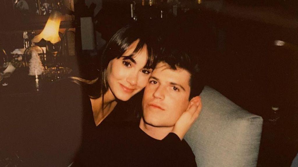 Aitana se declara públicamente a su pareja, Miguel Bernardeau