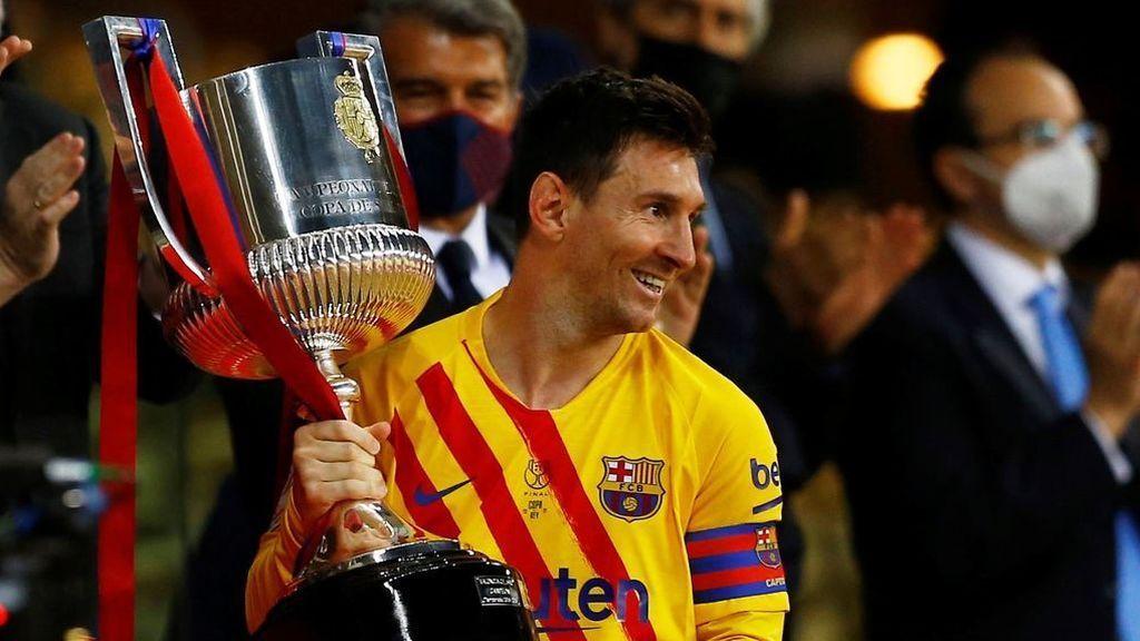 Messi rompe todos los récords con el Barça