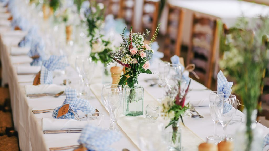 """Desastres decorativos prohibidos en una boda o los errores que deberás evitar cometer """"el día B"""""""