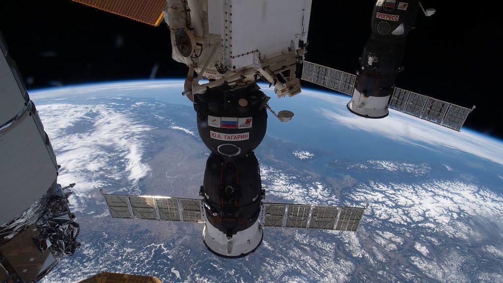 Rusia anuncia su retirada del proyecto de la Estación Espacial Internacional