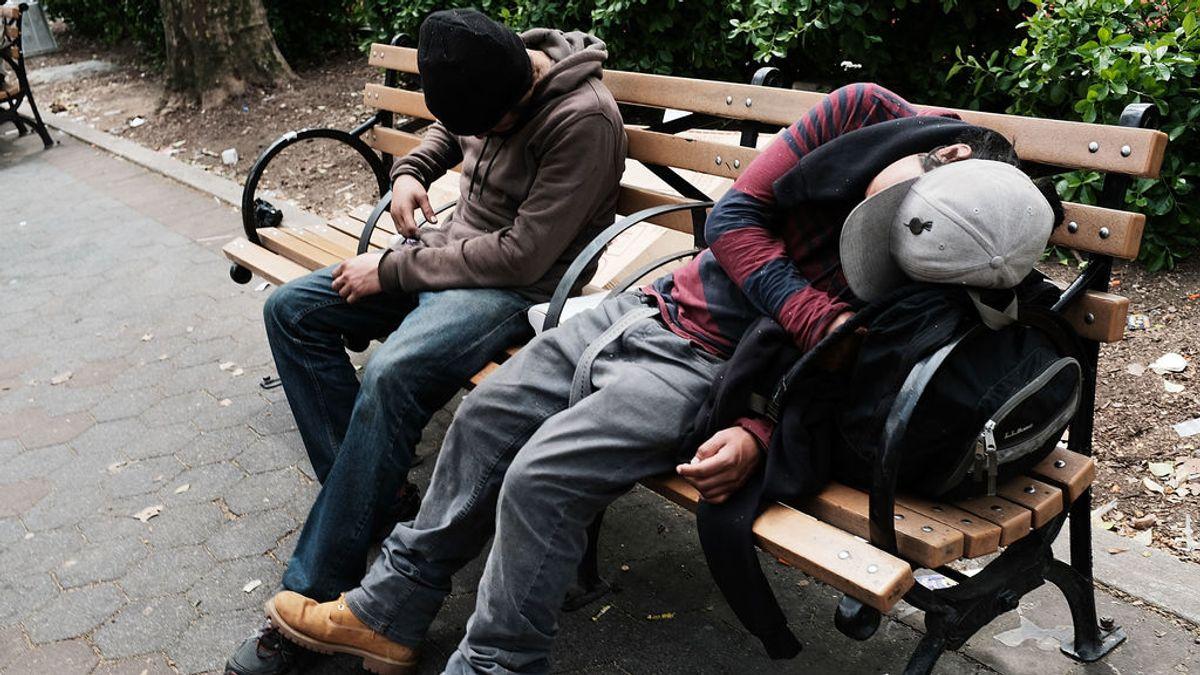 Trágico récord de muertes por sobredosis durante la pandemia en EEUU