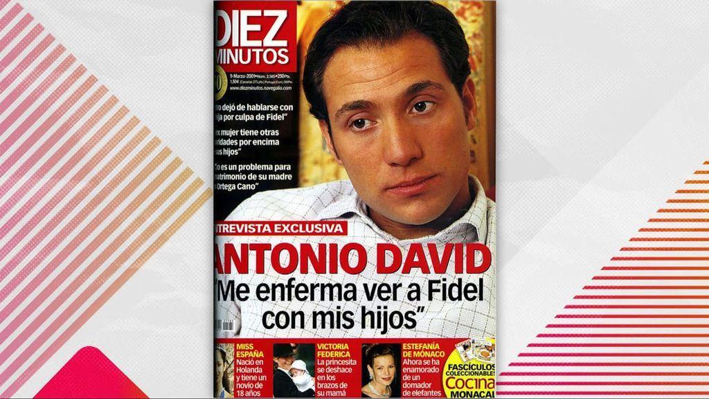 Entrevista a Antonio David Flores