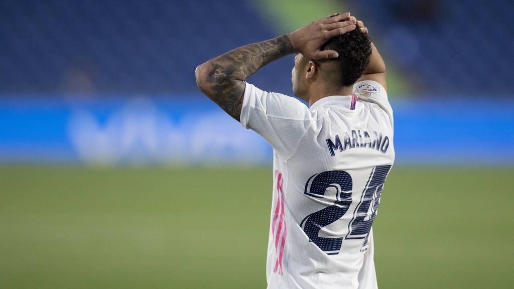 El Madrid se aleja del líder con el empate ante el Getafe (0-0)