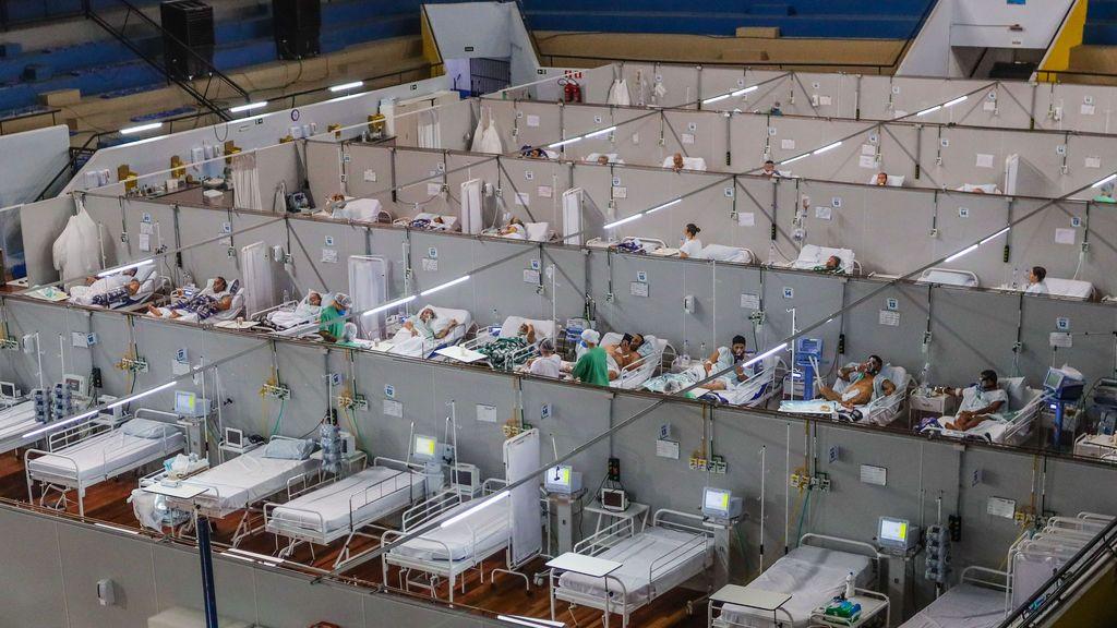 Brasil se acerca a los 14 millones de contagios de coronavirus tras sumar casi 43.000