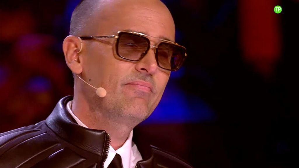El talento de la última semifinal de 'Got Talent' toca el corazoncito de Risto Mejide