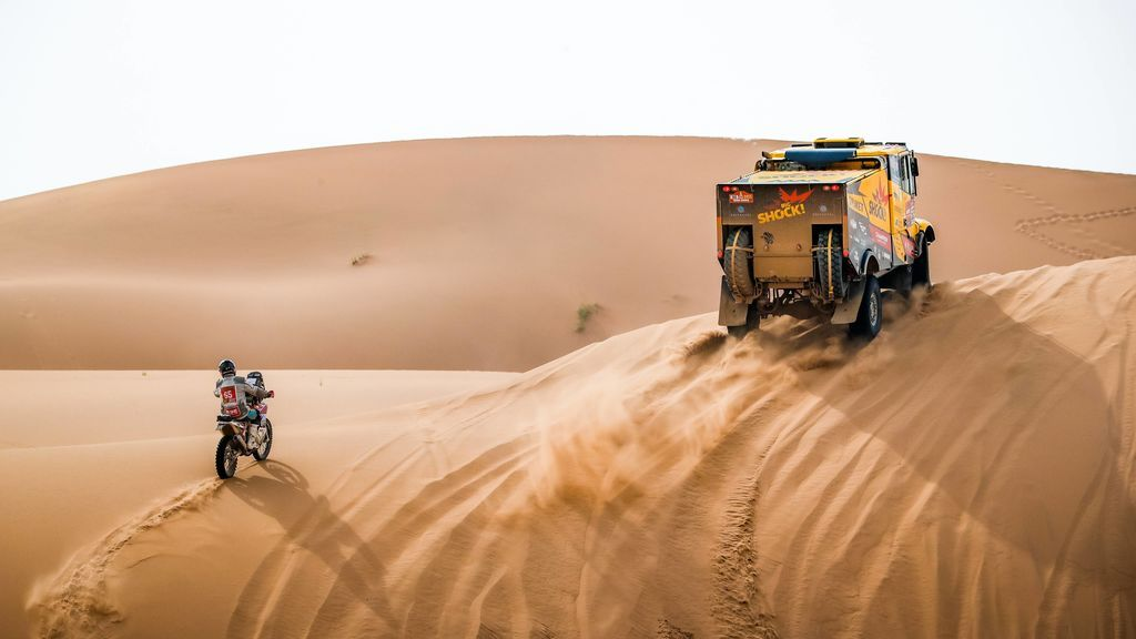 ¿Tu sueño es ir al Dakar? Todo lo que tienes que saber para inscribirte en la carrera más dura del mundo