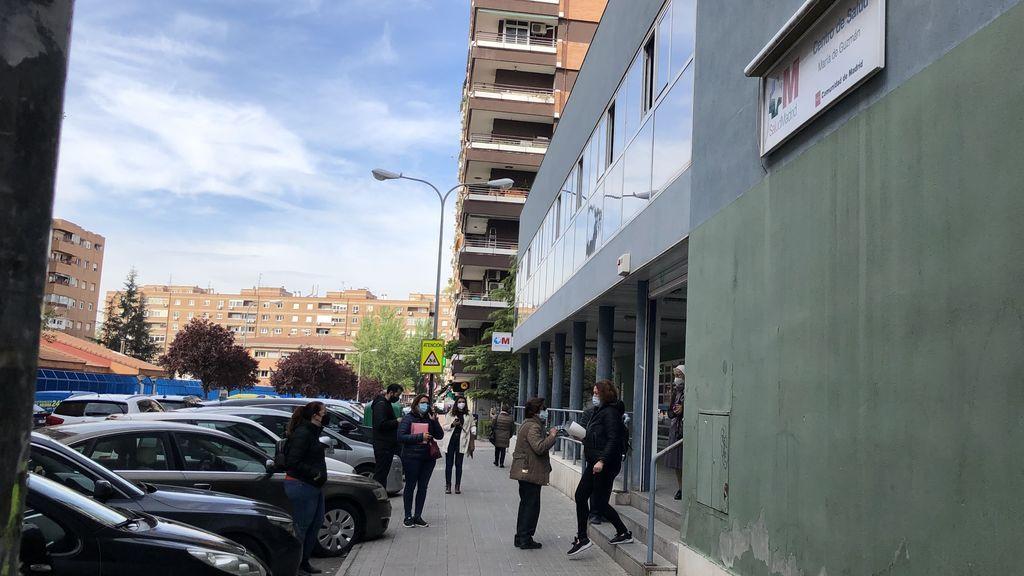 Centro de salud María de Guzmán