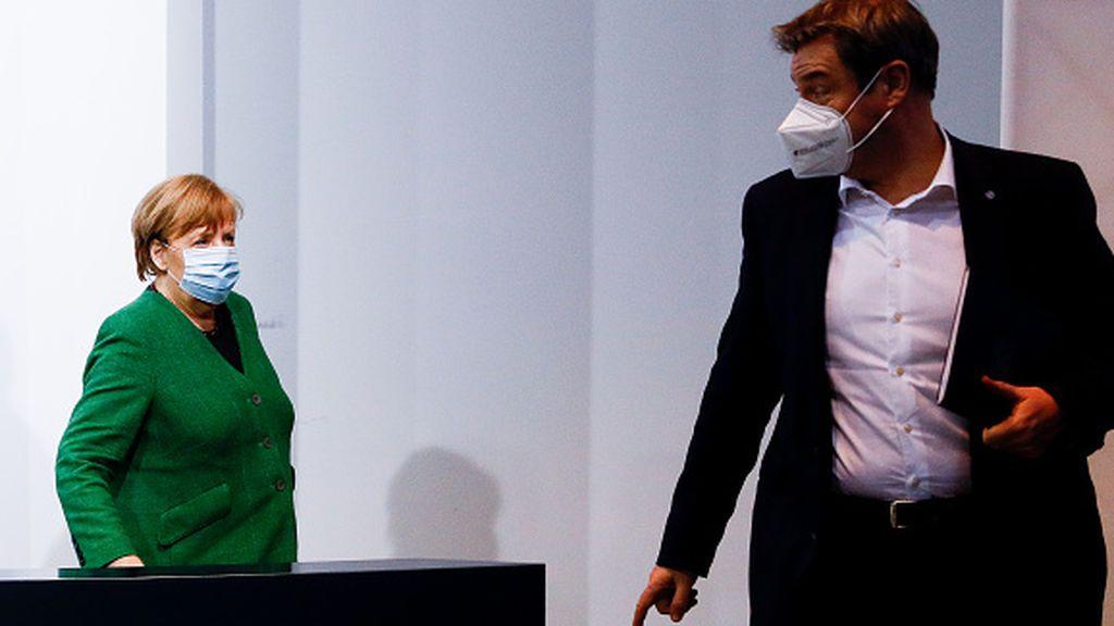 Los conservadores  alemanes no encuentran sustituto para Merkel