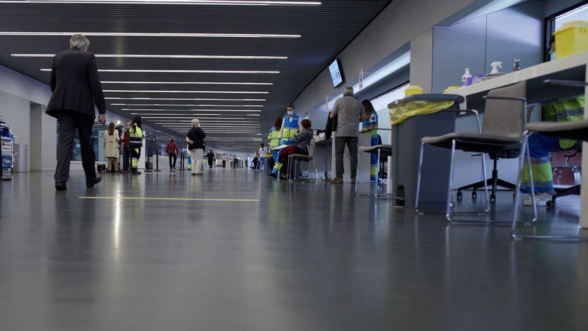 Los casos en Madrid siguen al alza con 658 mientras los hospitalizados suben