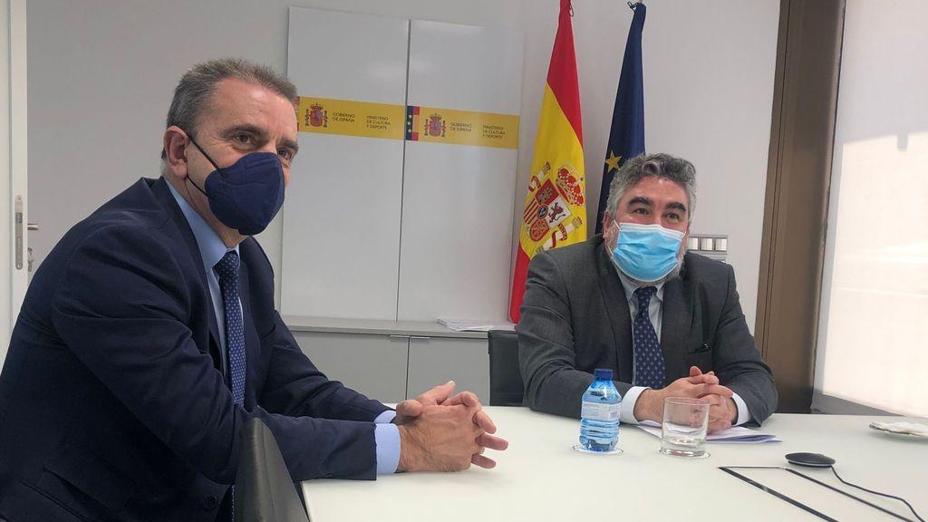 """El Gobierno de España se postula con LaLiga y """"desea que fructifique con un acuerdo beneficioso para todos"""""""