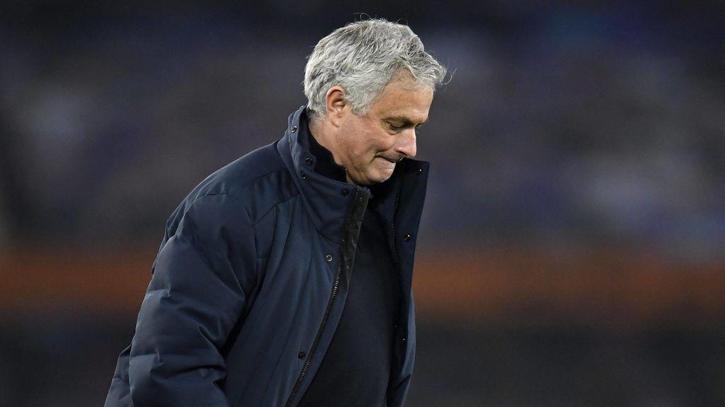 El Tottenham despide a Mourinho tras los malos resultados de la temporada
