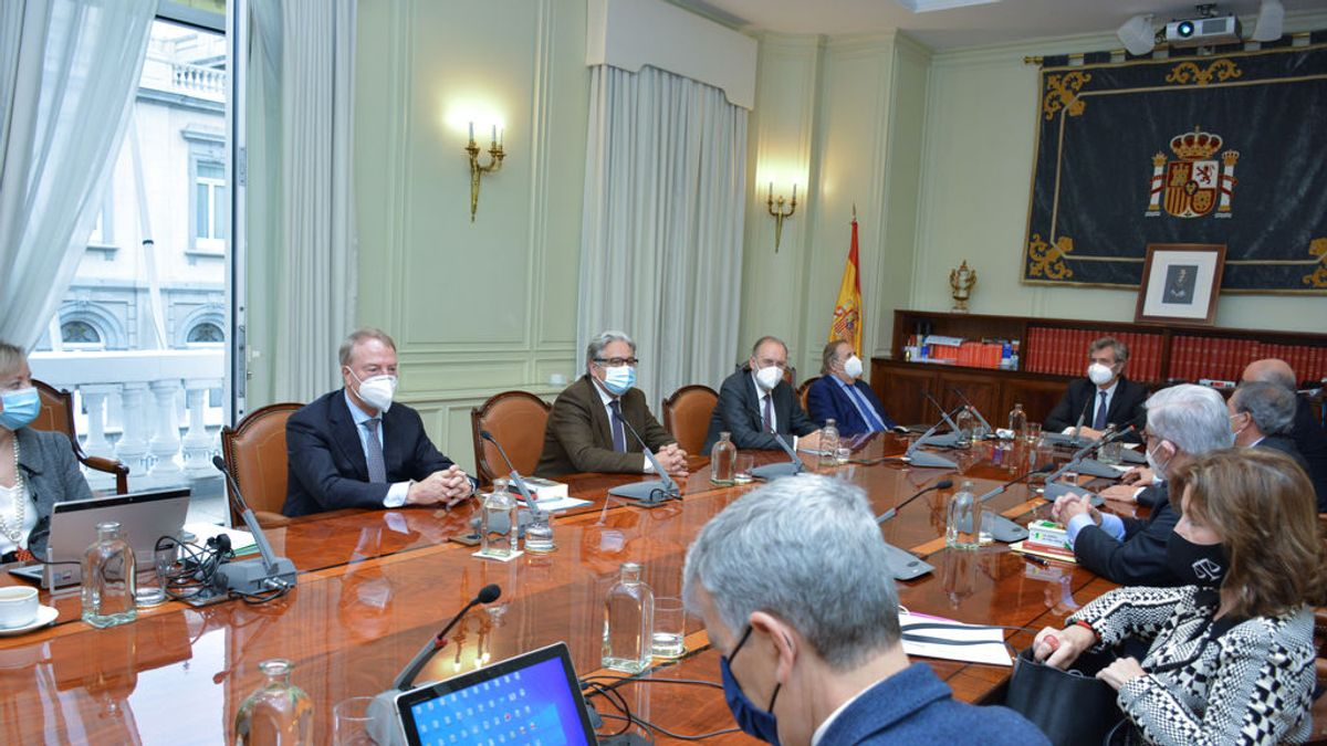"""El CGPJ advierte que la reforma que le impide nombrar jueces le lleva a la """"atrofia y la paralización"""""""