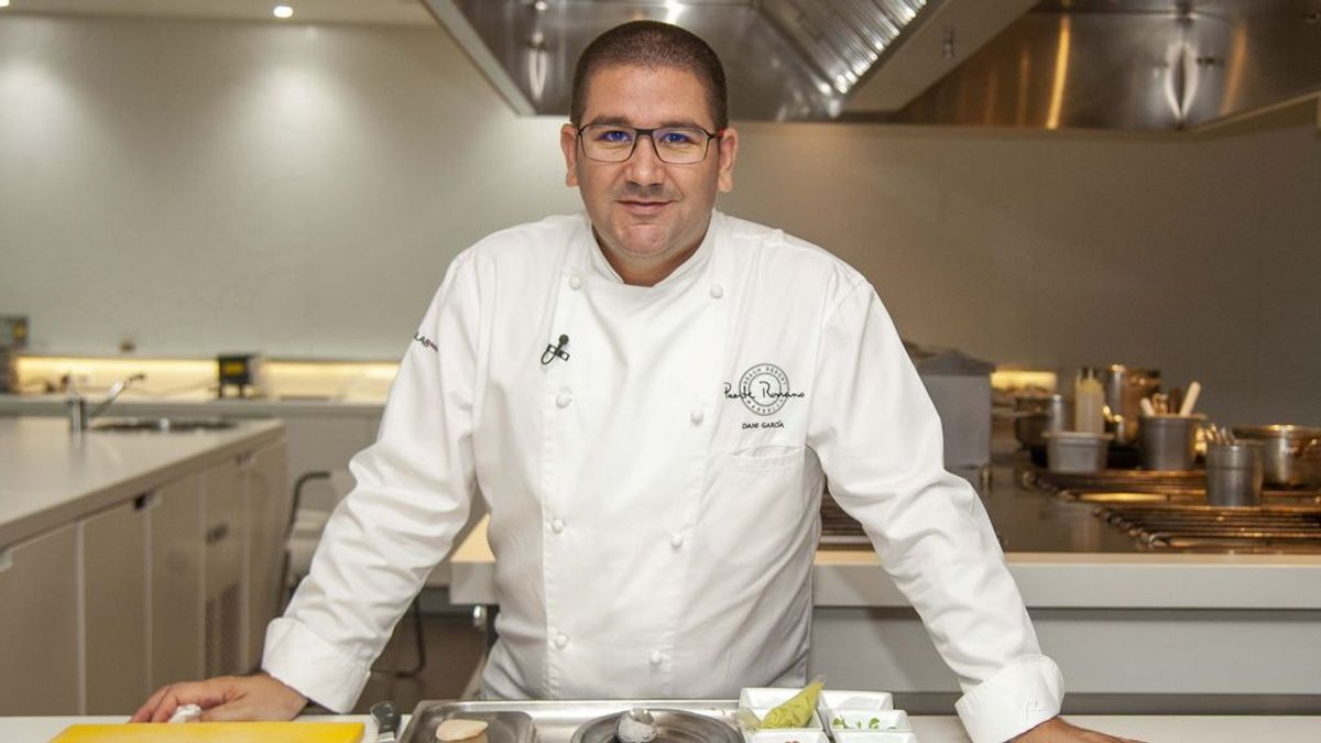 El chef Dani García será el asesor culinario del nuevo Zalacaín