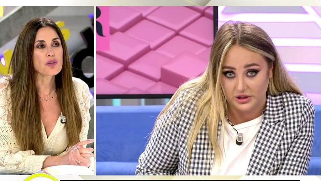 """Isabel Rábago, más dura que nunca con Rocío Flores: """"No hay ninguna empatía hacia su madre"""""""