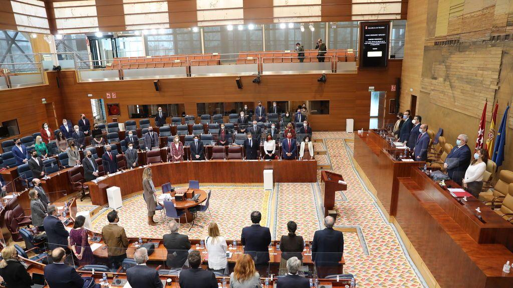 Este 4M se renueva la Asamblea de Madrid