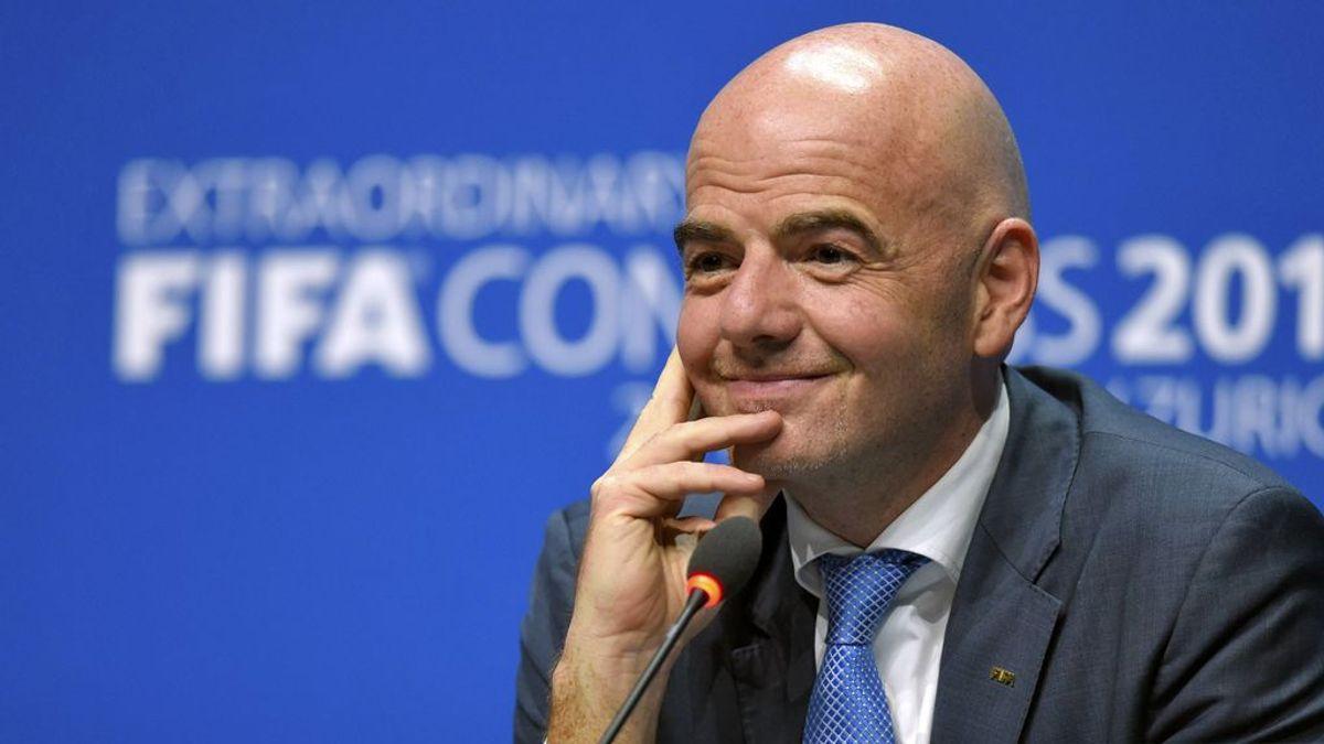 La FIFA quiere diálogo entre toda las partes.