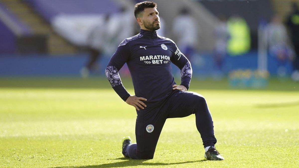 Kun Agüero ya tiene el contrato que le ofrece Laporta para fichar el Barça: su fichaje es inminente
