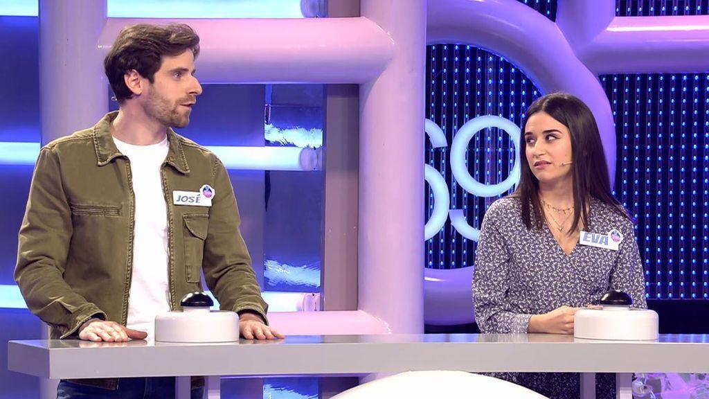 José y Eva El concurso del año Temporada 3 Programa 472