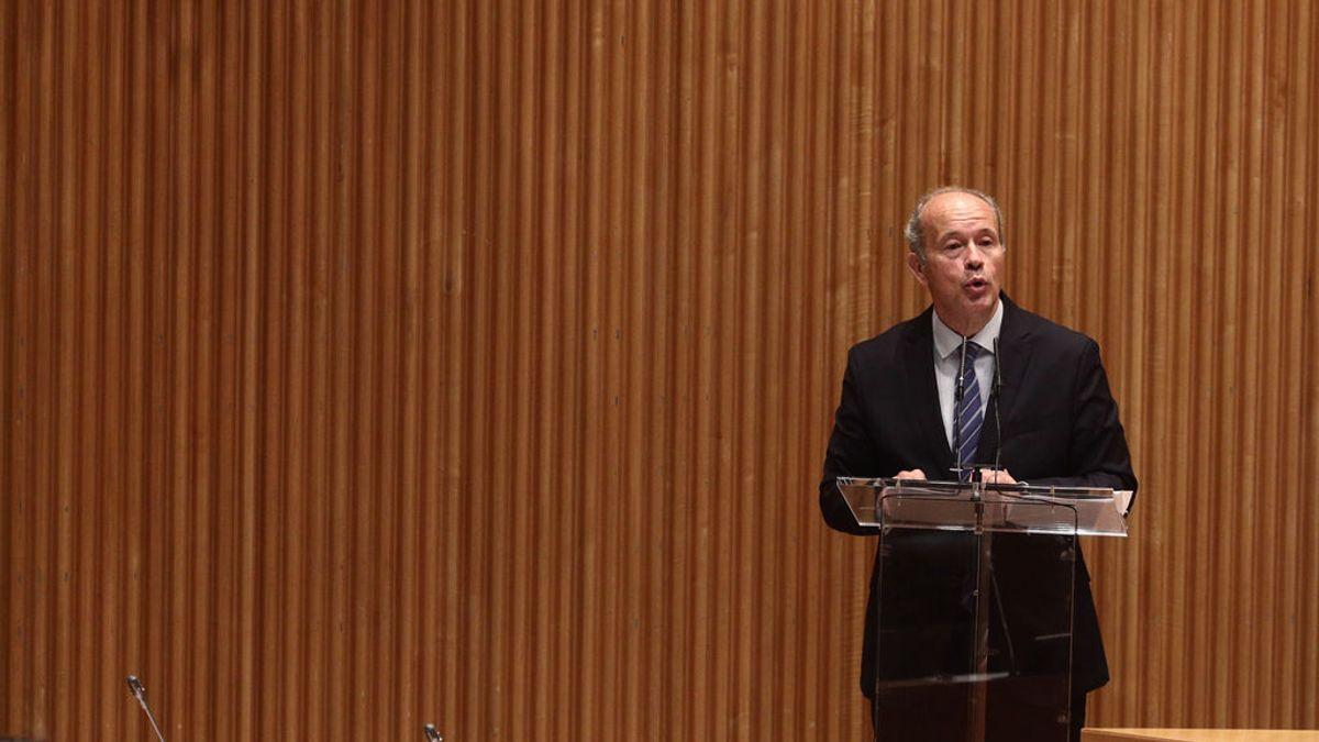 Campo dice en Europa que no reducirá las mayorías necesarias para nombrar a los miembros del Poder Judicial