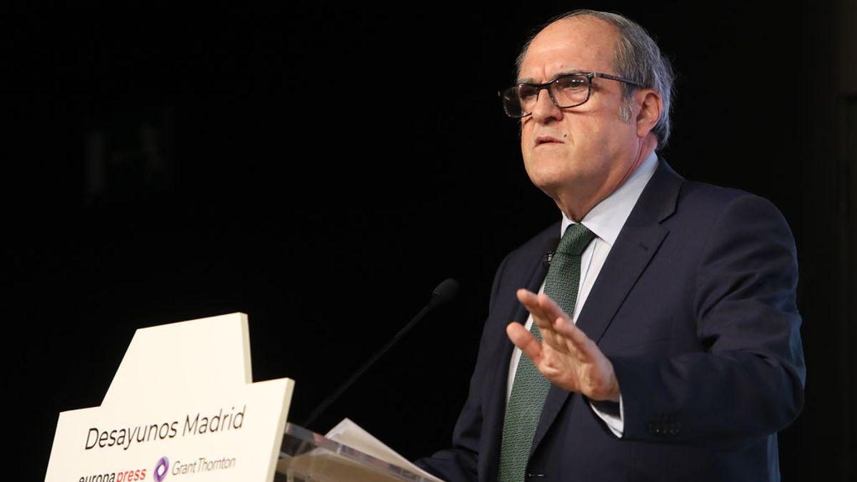 Gabilondo promete un complemento de 400 euros anuales para los pensionistas no contributivos