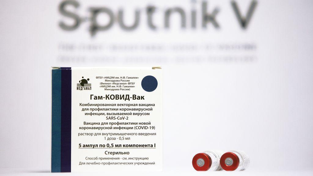 Sputnik muestra una eficacia del 95%