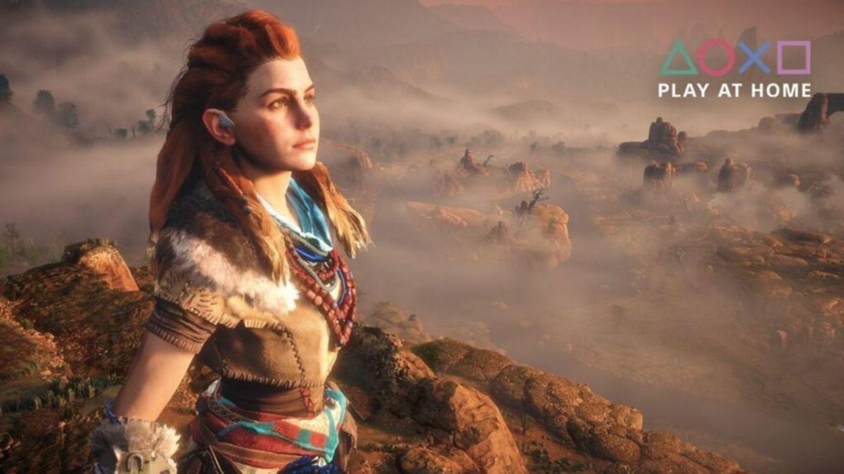 Horizon Zero Dawn Complete Edition disponible gratis para todos los usuarios de PlayStation
