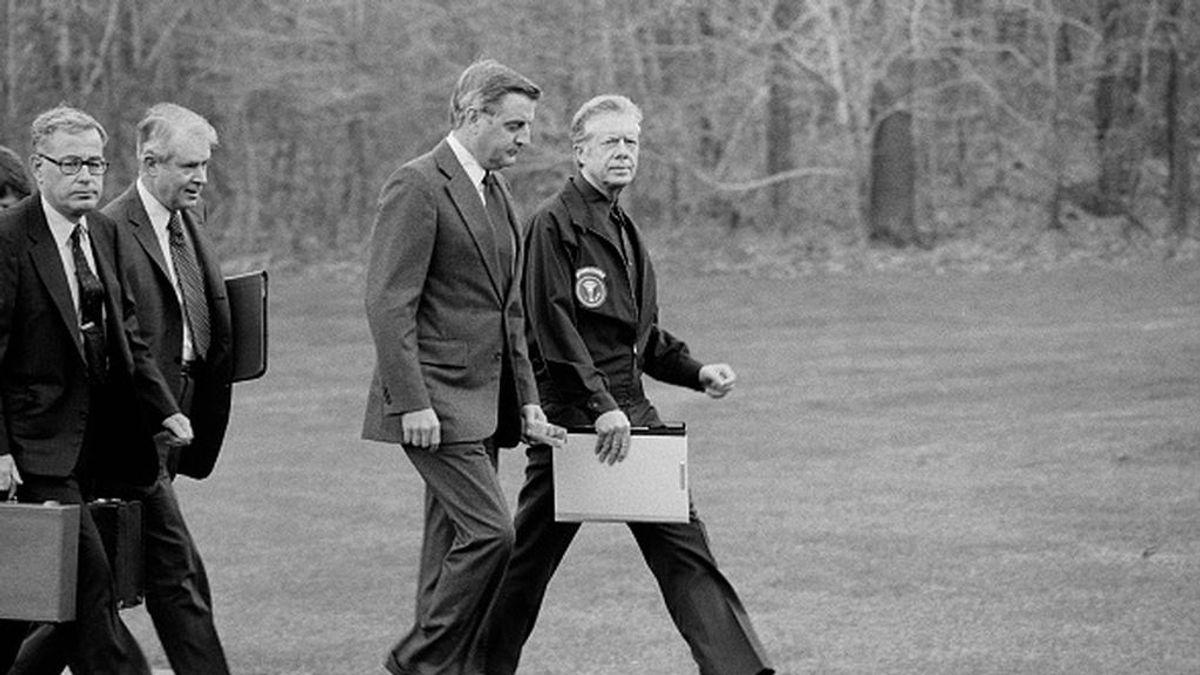Muere el exvicepresidente estadounidense Walter Mondale